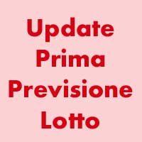 Update Prima Previsione Di Settembre Venezia 74