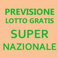 Previsione Lotto Super Nazionale – Valida Fino Al 12 Febbraio (Chiusa +)