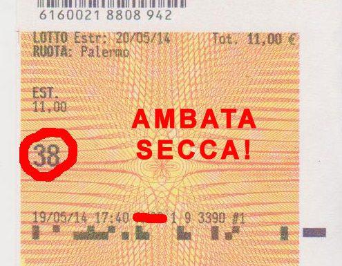Presa Ambata Secca Al 3° Colpo Su Palermo!