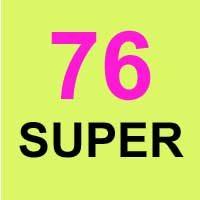 Previsione Lotto Super 76 (Chiusa +)