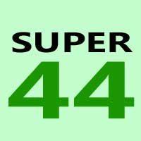 Previsione Lotto Super 44 (Chiusa +)