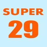 Previsione Lotto Super 29 (Chiusa +)